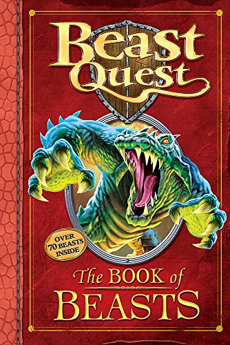 9781408311370: Beast Quest: The Complete Book of Beasts