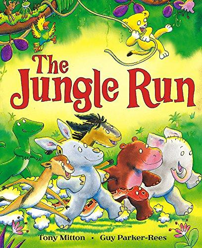 9781408311745: Jungle Run