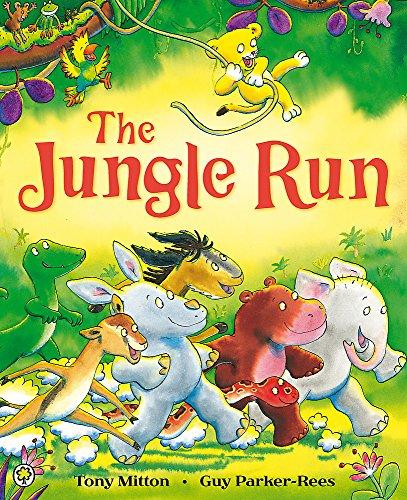 9781408311752: The Jungle Run