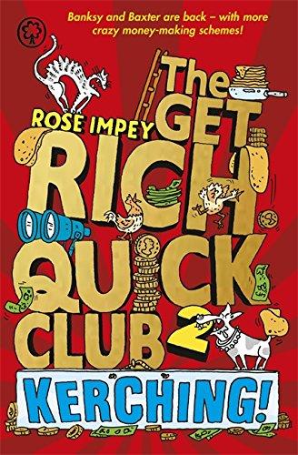 9781408312094: The Get Rich Quick Club 2: Kerching!