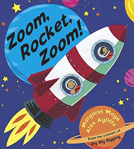 9781408312506: Awesome Engines: Zoom, Rocket, Zoom!