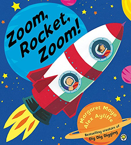 9781408312513: Awesome Engines: Zoom, Rocket, Zoom!