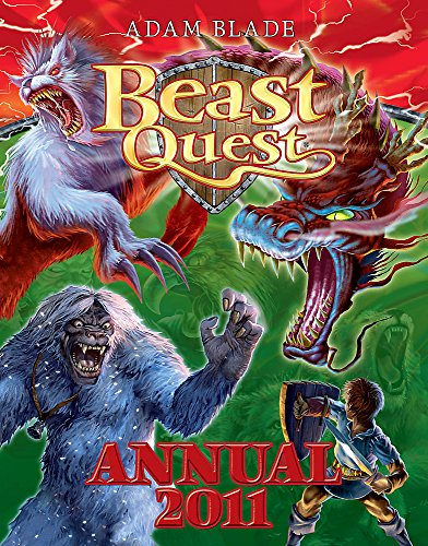 9781408312612: Beast Quest Annual 2011