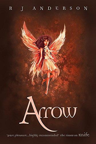 9781408312629: Arrow. R.J. Anderson (Knife)