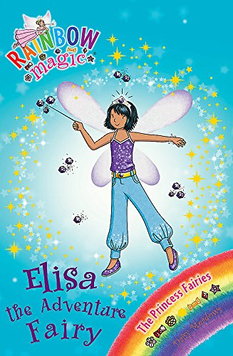 9781408312964: Elisa the Adventure Fairy (Rainbow Magic)
