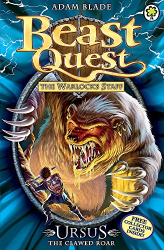 9781408313169: Beast Quest: 49: Ursus the Clawed Roar