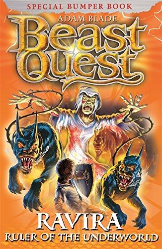 Beast Quest: Special 7: Ravira Ruler of the Underworld: Blade, Adam