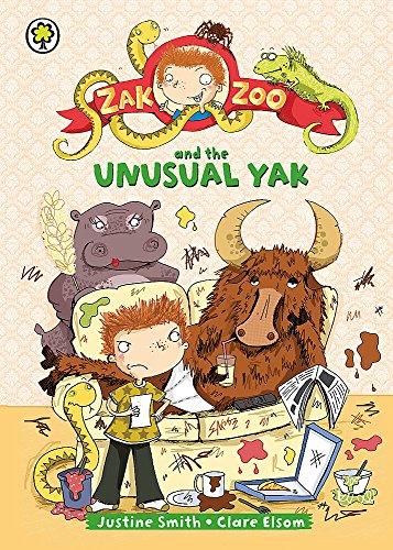 9781408313329: Zak Zoo and the Unusual Yak