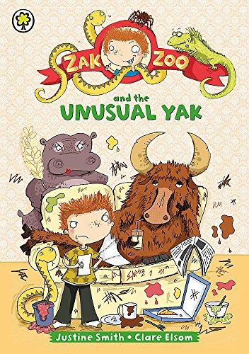 9781408313404: Zak Zoo and the Unusual Yak