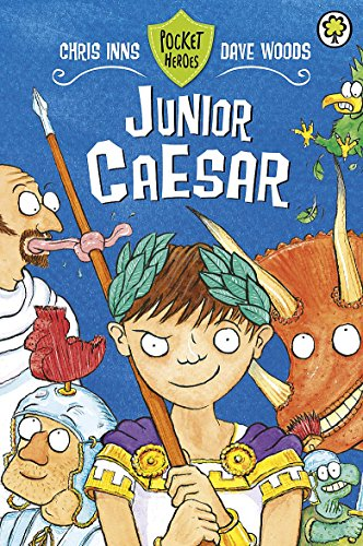 9781408313565: Pocket Heroes: Junior Caesar: Book 4
