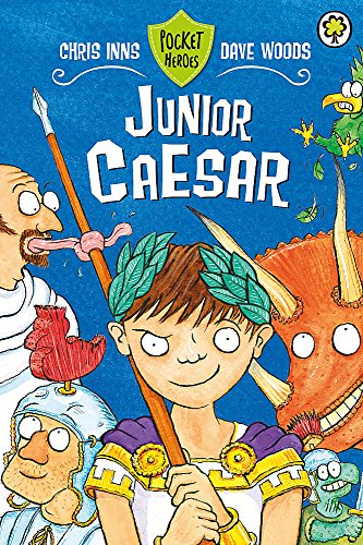 9781408313626: Pocket Heroes 4: Junior Caesar