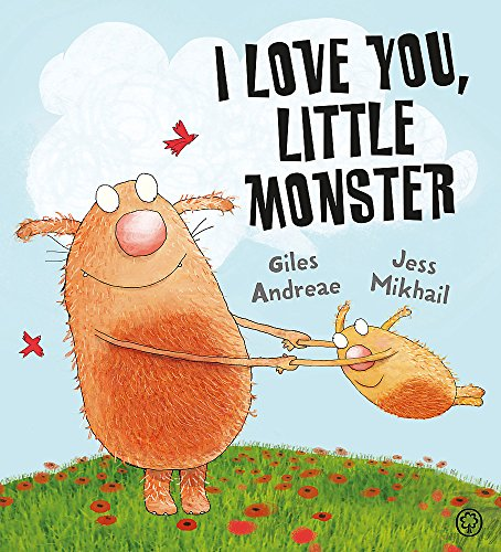 I Love You, Little Monster (9781408314272) by Andreae, Giles