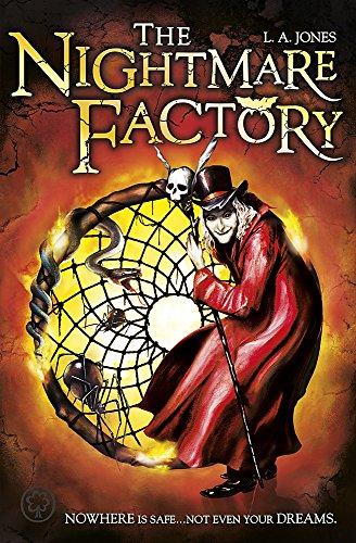 Nightmare Factory: Jones, Lucy