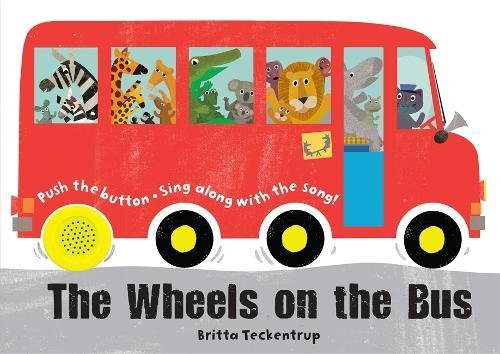 9781408314739: The Wheels on the Bus: A Sing-Along Sound Book