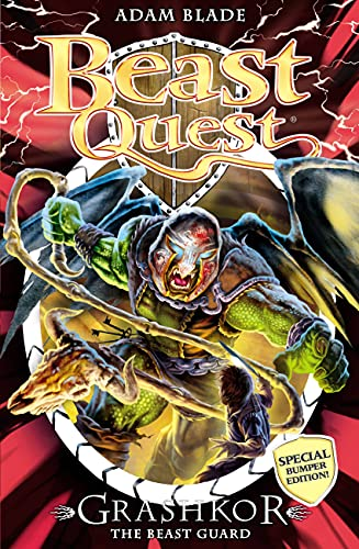 9781408315170: Beast Quest: Special 9: Grashkor the Beast Guard