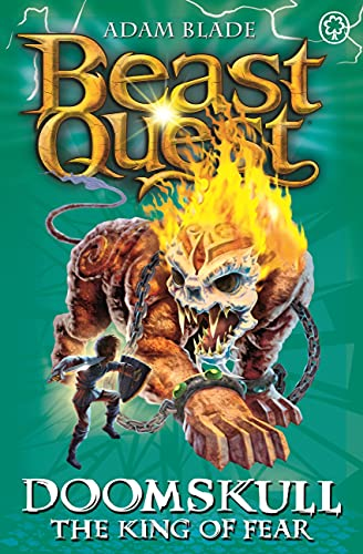 9781408315231: Beast Quest: 60: Doomskull the King of Fear