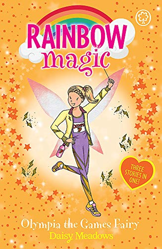 9781408315965: Olympia the Games Fairy (Rainbow Magic)