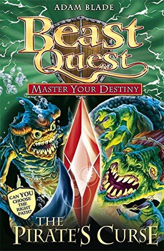 Beast Quest Master Your Destiny: the Pirate's: Adam Blade