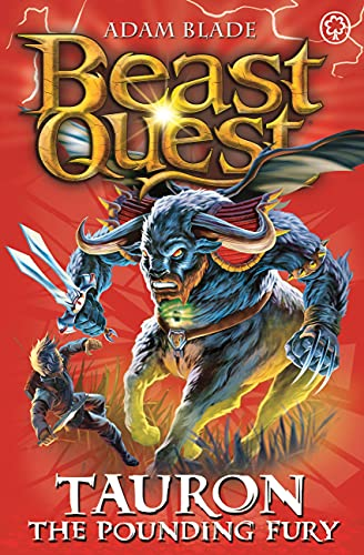 9781408318461: Beast Quest: 66: Tauron the Pounding Fury