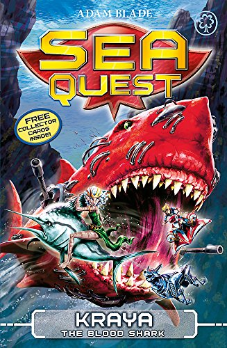 Kraya the Blood Shark: Book 4 (Sea Quest)