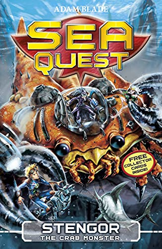 9781408318522: Sea Quest: Stengor the Crab Monster: Special 1