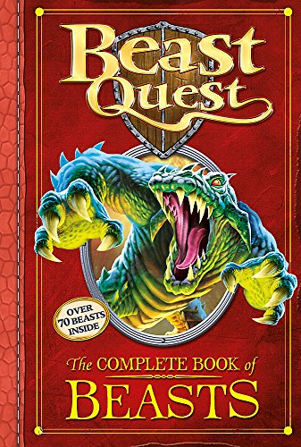 The Complete Book of Beasts (Beast Quest): Blade, Adam