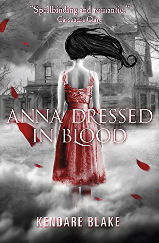 9781408320723: Anna Dressed in Blood