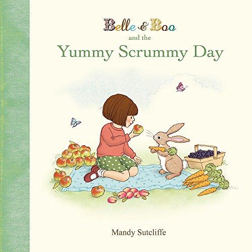9781408320884: Belle & Boo and the Yummy Scrummy Day