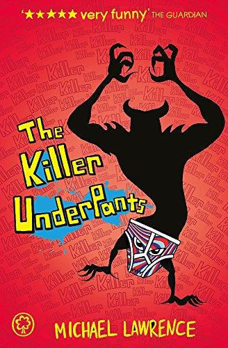 9781408324257: Jiggy McCue: The Killer Underpants
