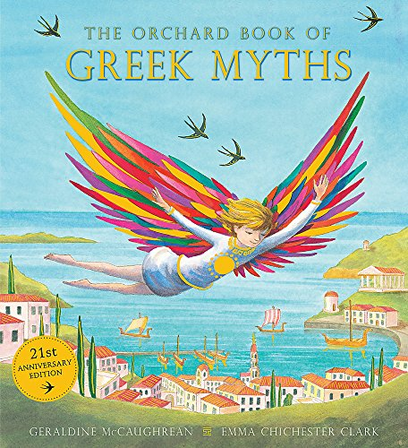 9781408324370: The Orchard Book of Greek Myths