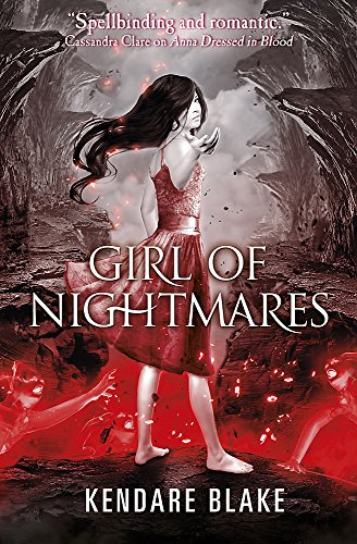 9781408326121: Girl of Nightmares