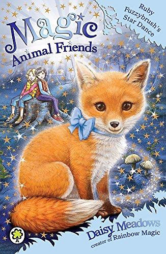 9781408326312: Ruby Fuzzybrush's Star Dance (Magic Animal Friends)