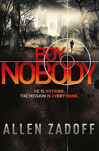 9781408327609: Boy Nobody