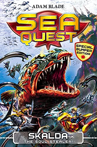 Sea Quest: Special 2: Skalda the Soul Stealer: Blade, Adam