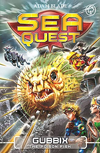 9781408328675: Gubbix the Poison Fish (Sea Quest)