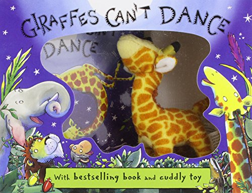 9781408328934 Giraffes Cant Dance Book and Cuddly Toy AbeBooks