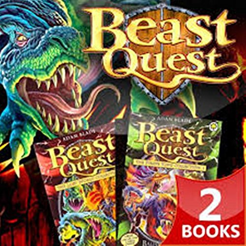 9781408329986: Beast Quest: the Lost World Collection: Part 1