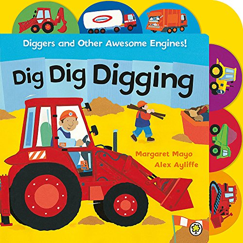 9781408330111: Awesome Engines: Dig Dig Digging