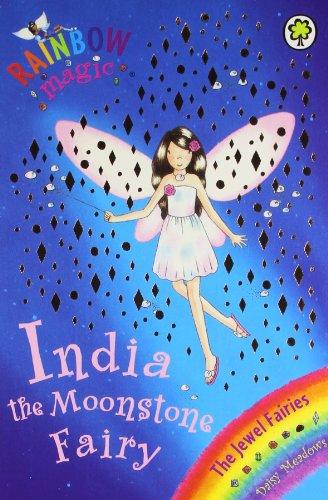 9781408331026: Rainbow Magic: INDIAN EDT: The Jewel Fairies: 22: India the Moonstone Fairy