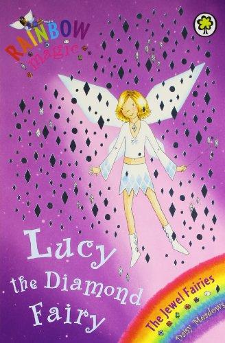 9781408331088: Rainbow Magic: INDIAN EDT: The Jewel Fairies: 28: Lucy the Diamond Fairy