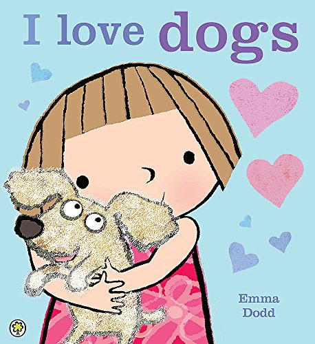9781408331262: I Love Dogs!