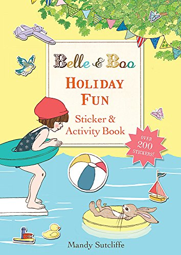9781408331286: Holiday Fun Sticker & Activity Book (Belle & Boo)