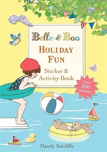 9781408331286: Belle & Boo: Holiday Fun Sticker & Activity Book