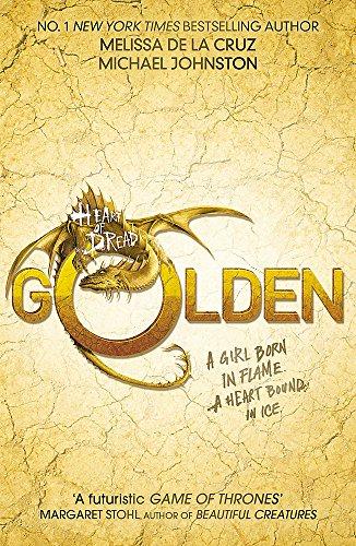 9781408334447: Golden (Heart of Dread)
