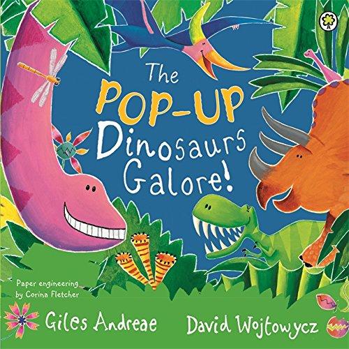 9781408334584: Dinosaurs Galore!