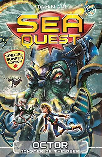 9781408334676: Octor, Monster of the Deep (Sea Quest)