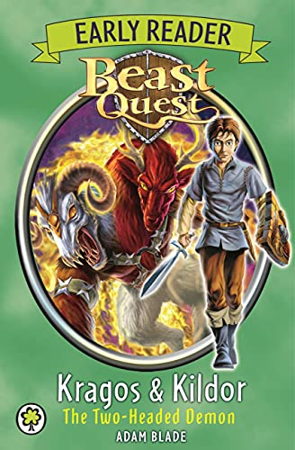 9781408335147: Kragos & Kildor the Two-headed Demon (Beast Quest Early Reader)