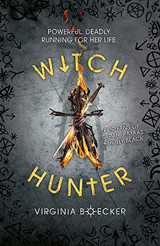 9781408335222: Witch Hunter