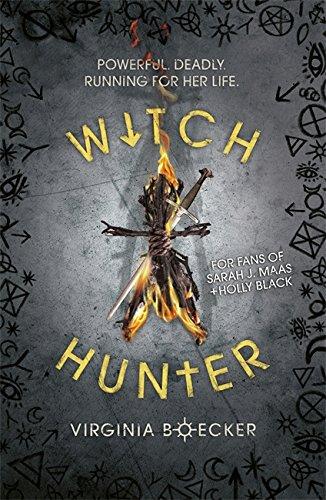 9781408335222: Witch Hunter