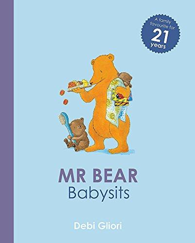 9781408336359: Mr Bear: Mr Bear Babysits